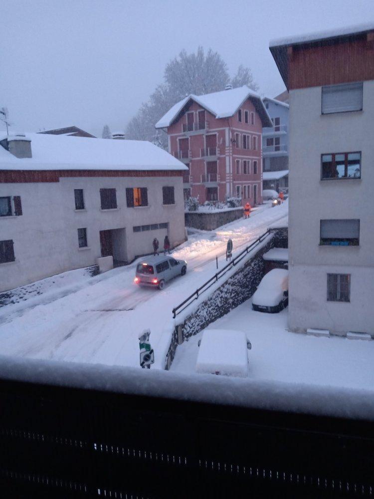 Transfert taxi hivernale à Bourg Saint Maurice